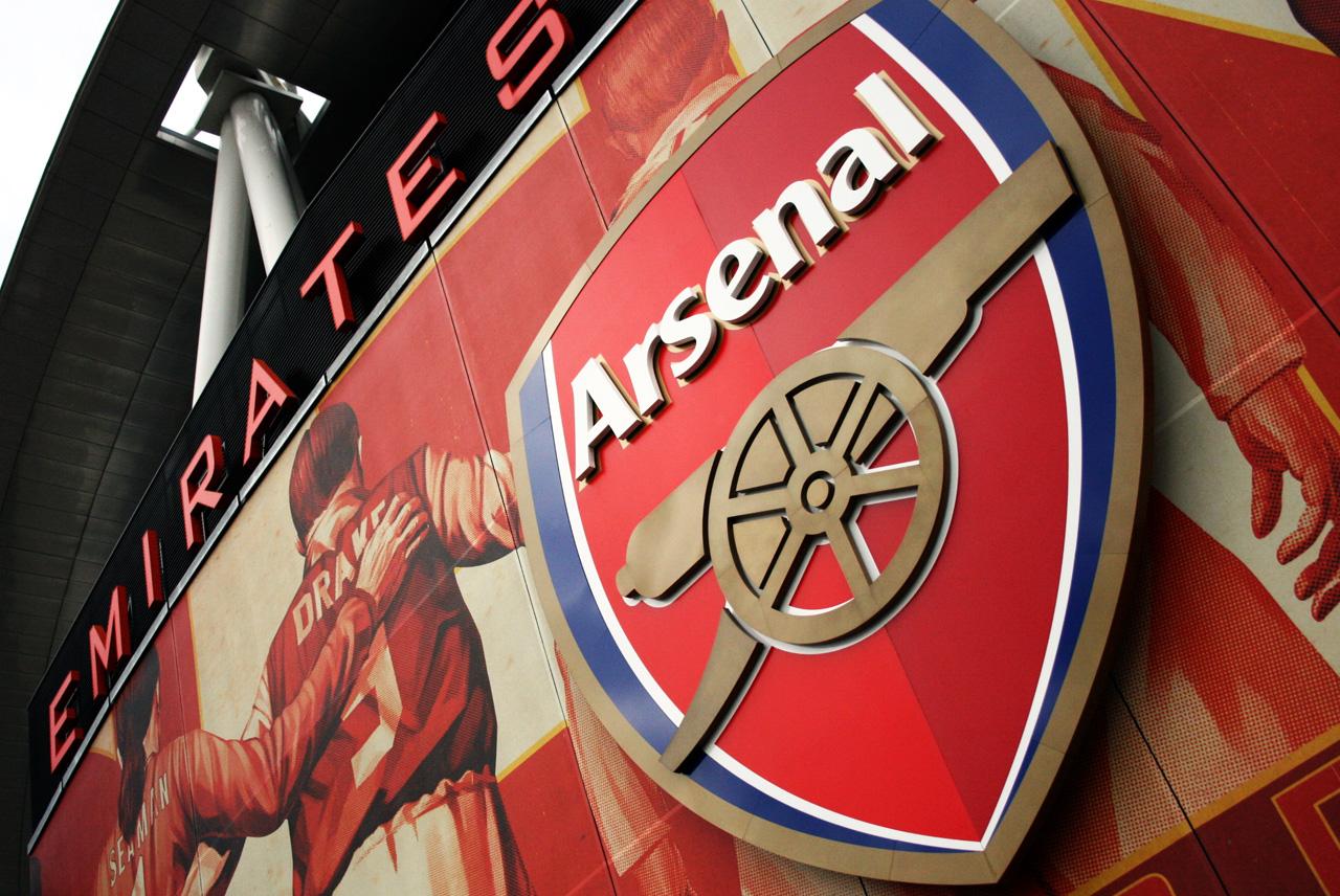 diseño de app Emirates Stadium