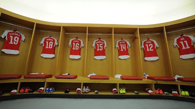 Diseno de apps Arsenal tour