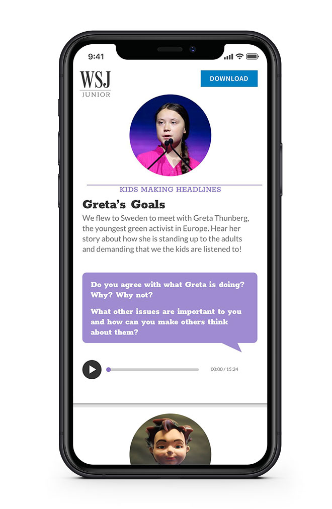 diseño web WSJ-junior-phone